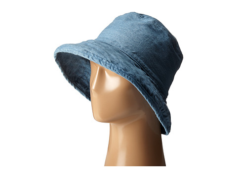 Hat Attack Washed Cotton Crusher - Chambray