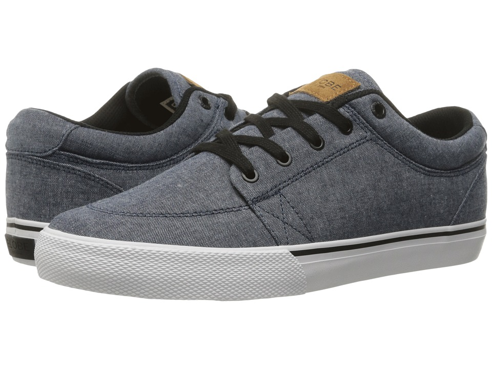Globe GS (Navy Chambray/Black) Men