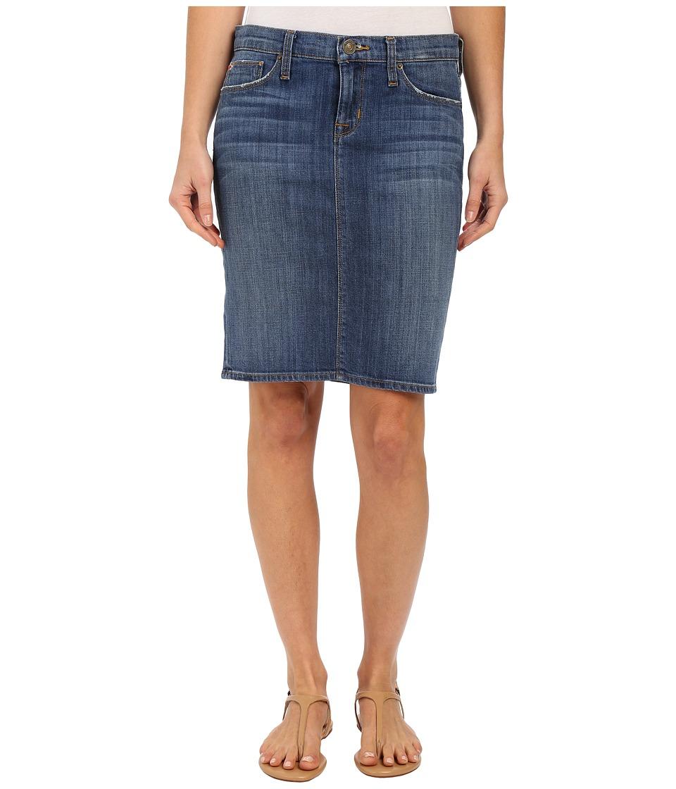 Hudson Mattie Pencil Skirt in Ground Breaker Ground Breaker Womens Skirt