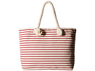 Perfect Canvas Beach Tote