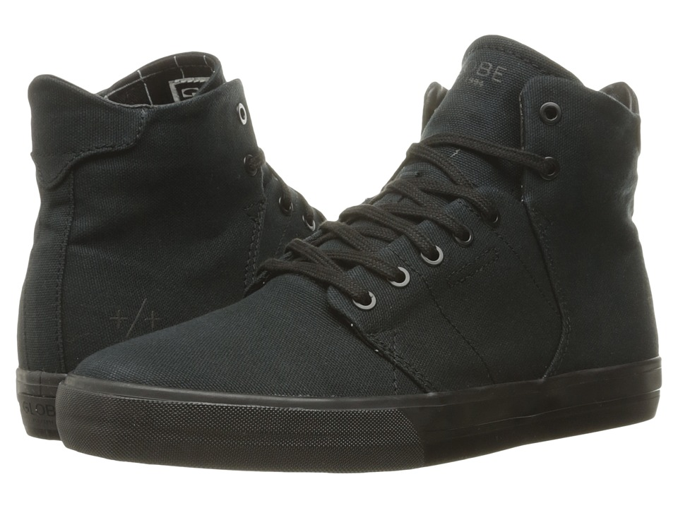 Globe Los Angered TX (Black/Black) Men