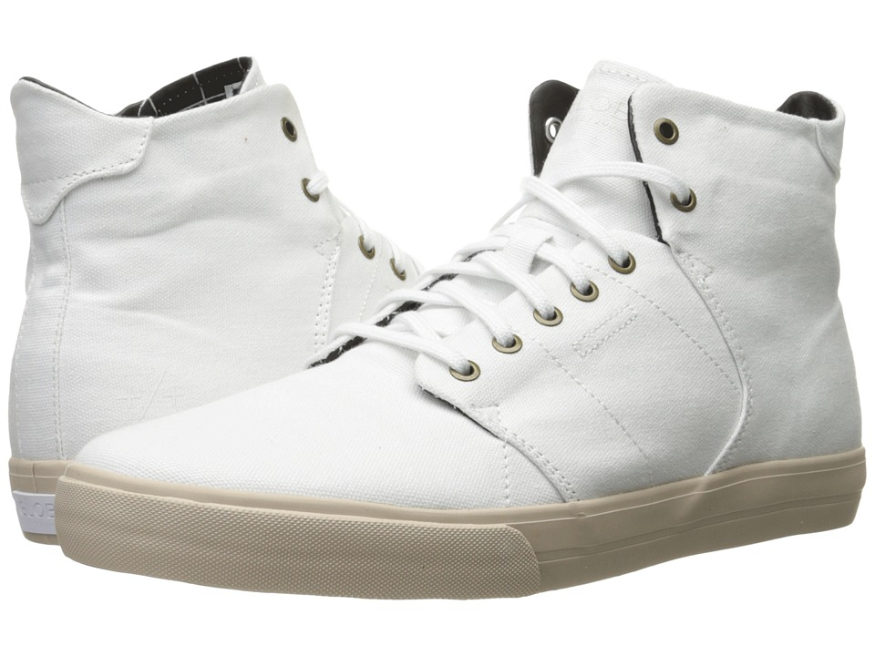 Globe Los Angered TX (White/Off-White) Men
