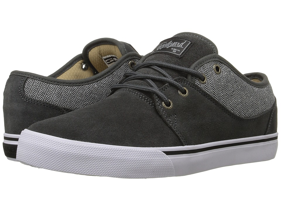 Globe Mahalo (Charcoal/Herringbone) Men