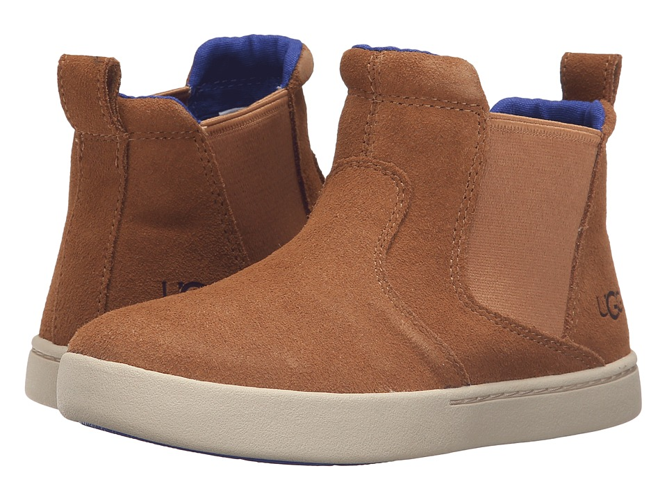 UGG Kids Hamden (Little Kid/Big Kid) (Chestnut) Kids Shoes