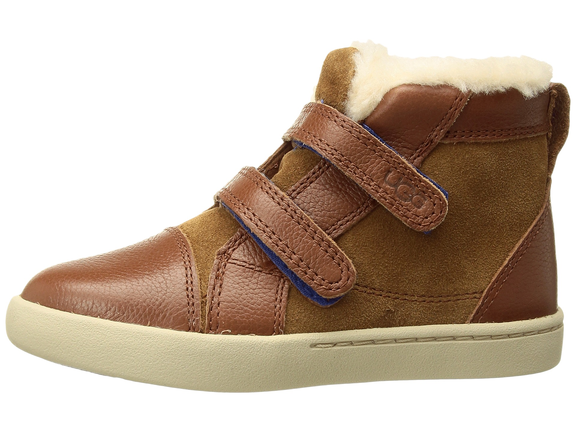 UGG Kids Rennon (Toddler/Little Kid) at Zappos.com