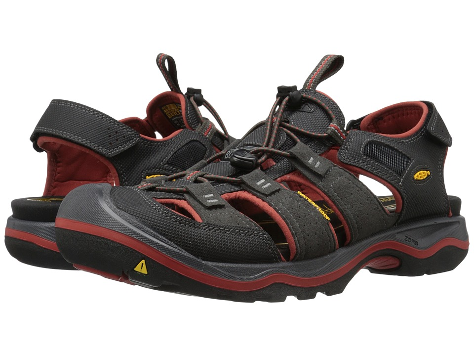 Keen - Rialto H2 (Raven/Bossa Nova) Men's Shoes
