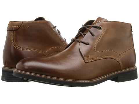 Rockport Classic Break Chukka - Dark Brown Leather