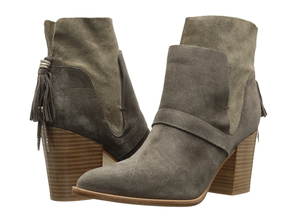 Sigerson Morrison Gianna (Taupe Suede) Women