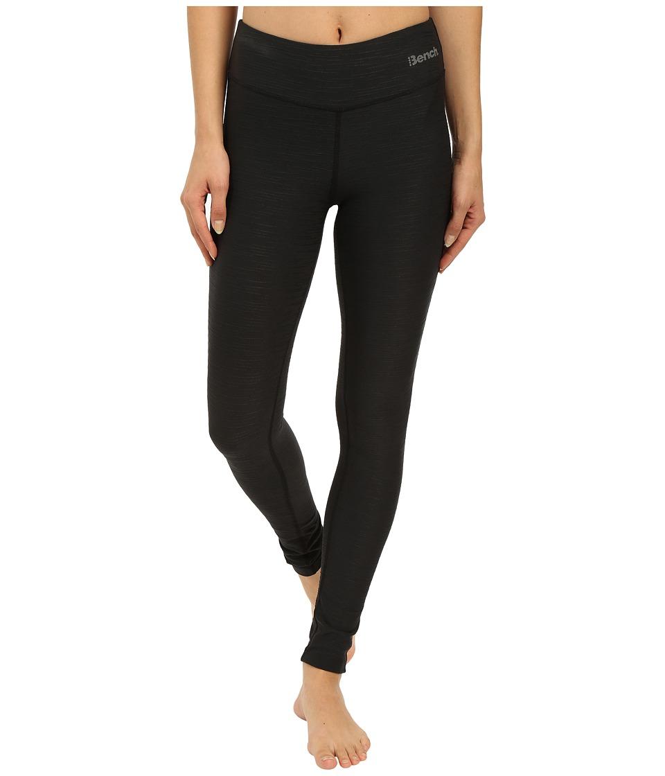 Bench Baddah O Leggings Jet Black Womens Casual Pants
