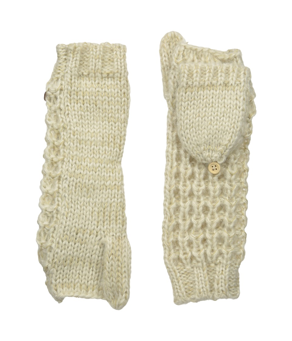 Coal The Kate Mitten (Creme) Wool Gloves
