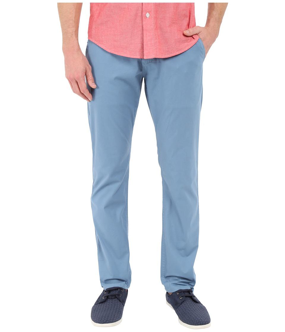 Dockers Mens Alpha Original Khaki Bernardino Blue Mens Casual Pants