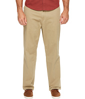 Dockers Men's - Big & Tall Washed Khaki Flat Front