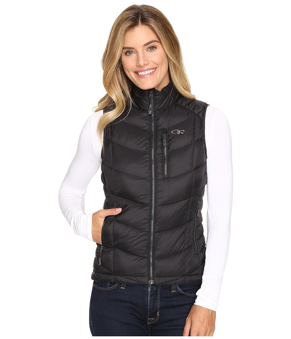 Outdoor Research - Sonata Vest (Black/Flame) Womens Vest