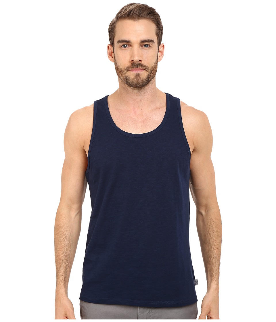 Threads 4 Thought Baseline Solid Tank Top Dark Berry Mens Sleeveless