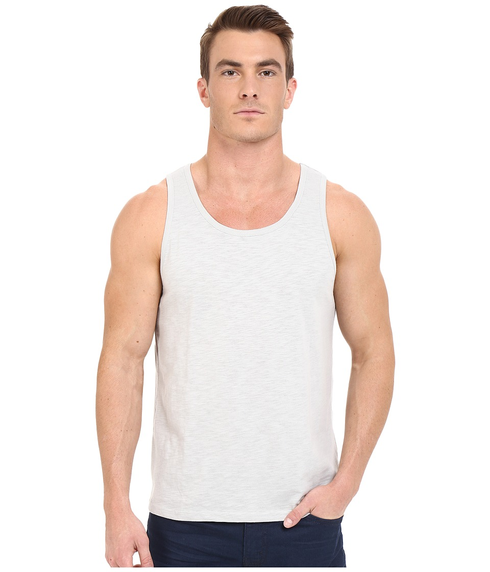 Threads 4 Thought Baseline Solid Tank Top Lunar Rock Mens Sleeveless