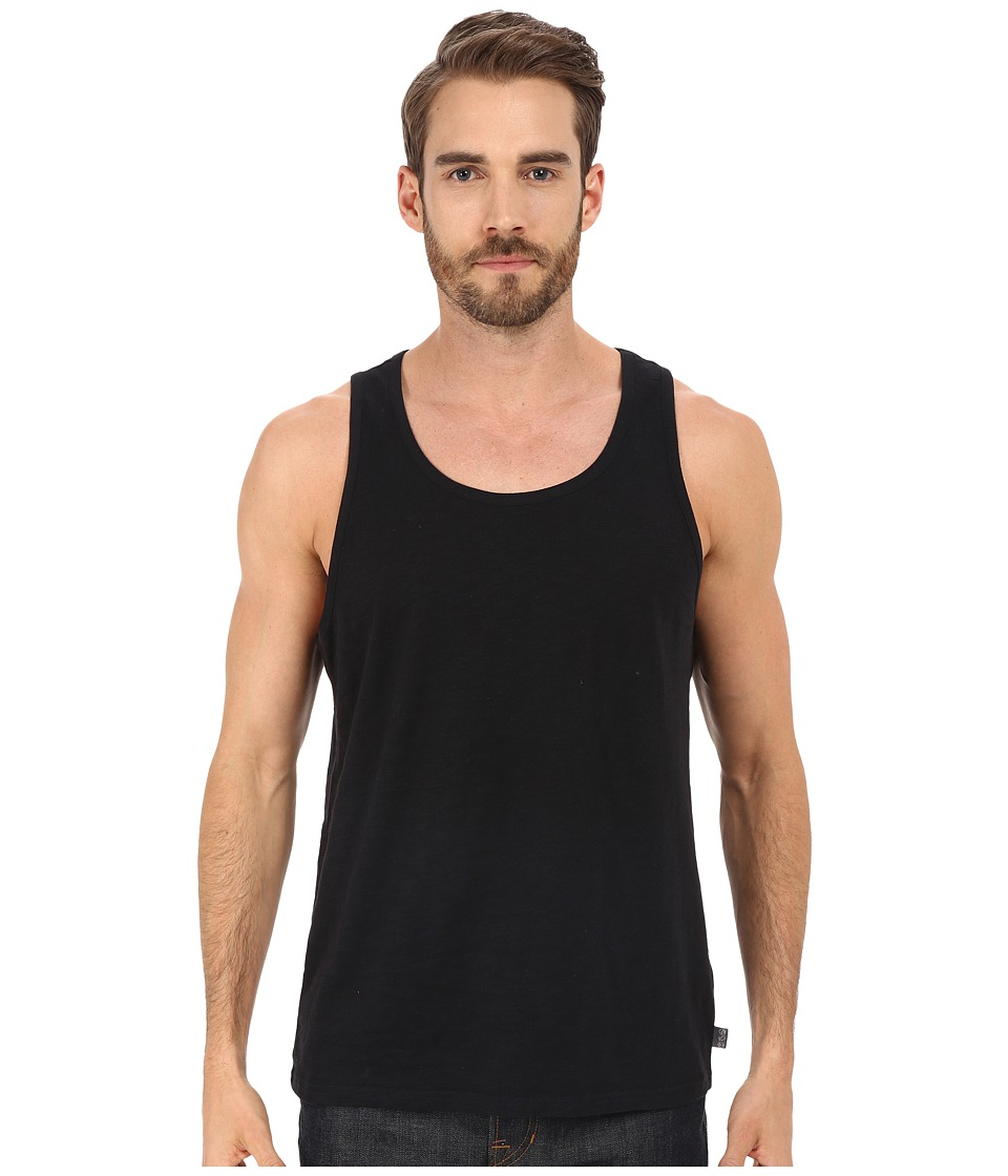 Threads 4 Thought Baseline Solid Tank Top Raven Mens Sleeveless