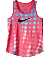 Nike Kids - Swoosh™ Dri-FIT™ A-Line Tank Top (Little Kids)