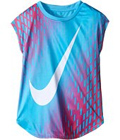 Nike Kids - Swoosh™ Gradient Dri-FIT™ Tee (Little Kids)