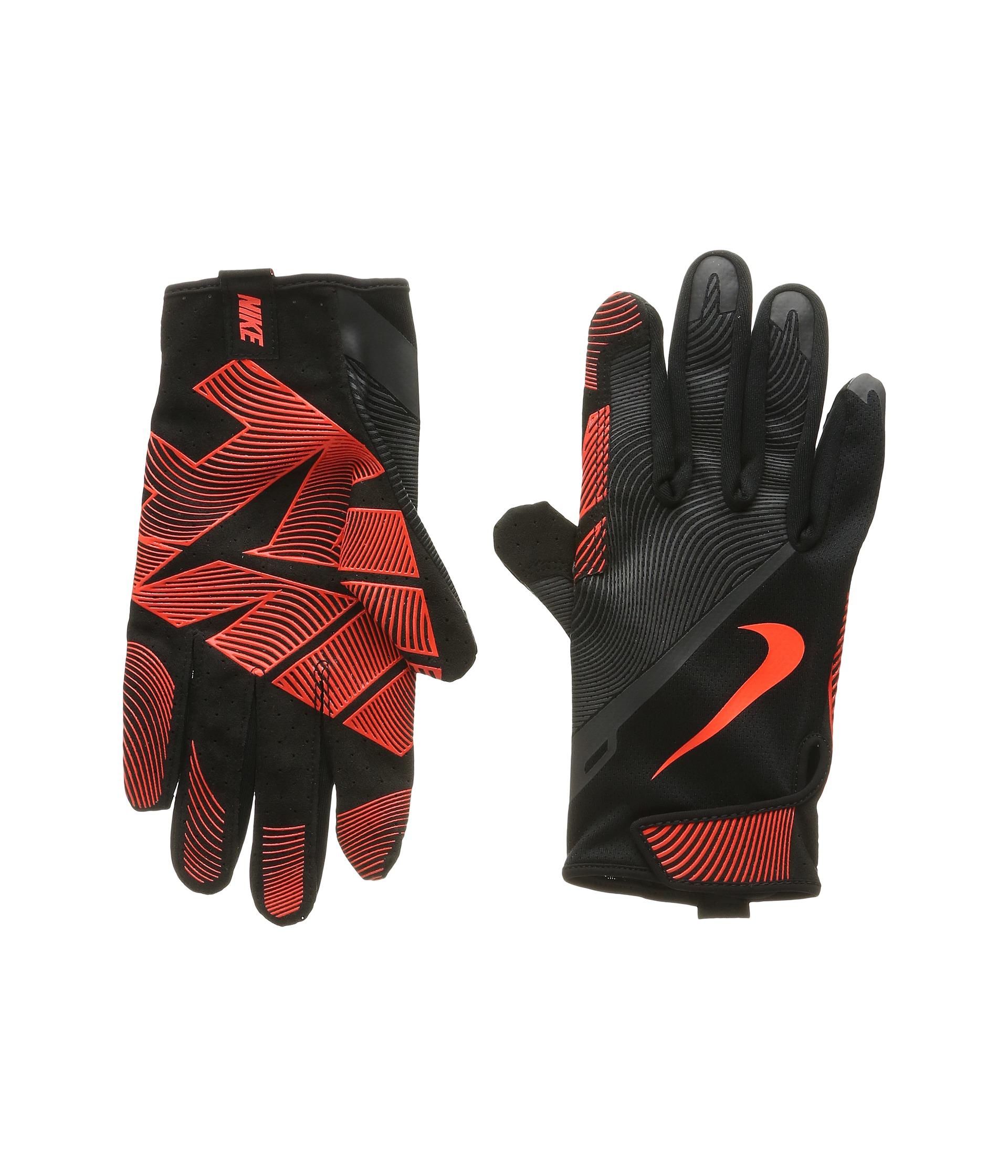 Nike Training Gloves Size Chart: Nike Lunatic Training Gloves Black/Anthracite/Total