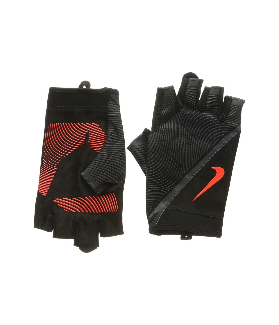Nike Havoc Training Gloves (Black/Anthracite/Total Crimso...