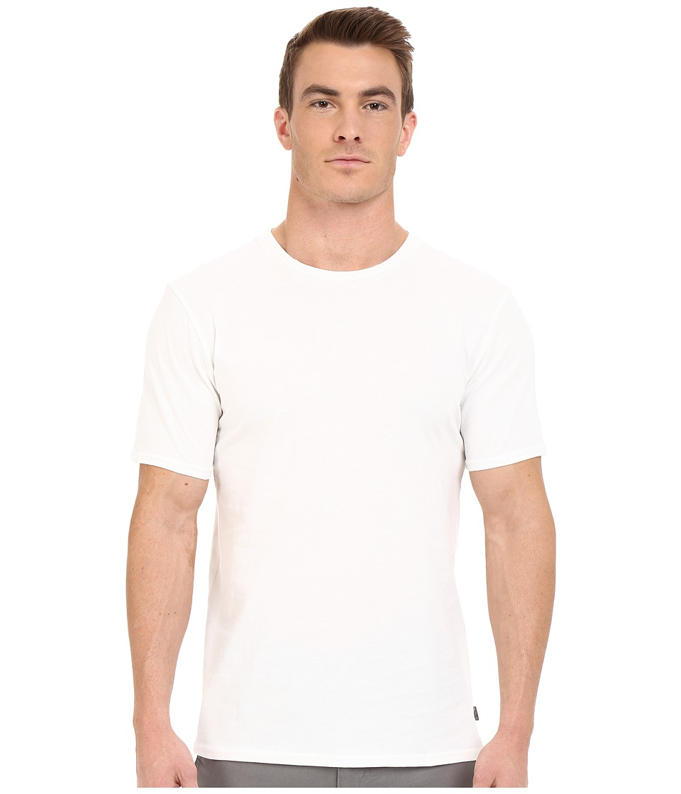 Threads 4 Thought Baseline Cotton Crew White Mens Clothing