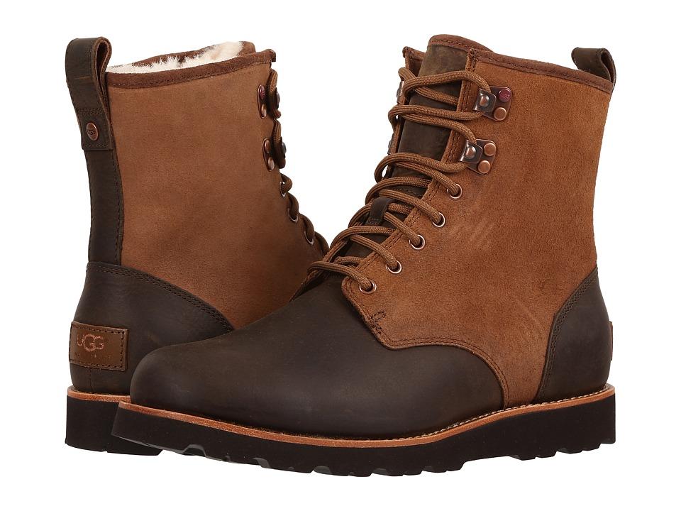 Ugg Hannen TL (Dark Chestnut) Men's Lace-up Boots