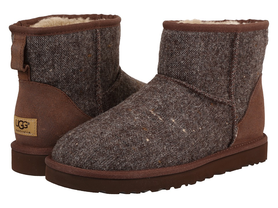 UGG Classic Mini Donegal (Grizzly Donegal) Men