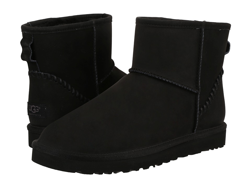UGG Classic Mini Deco (Black) Men
