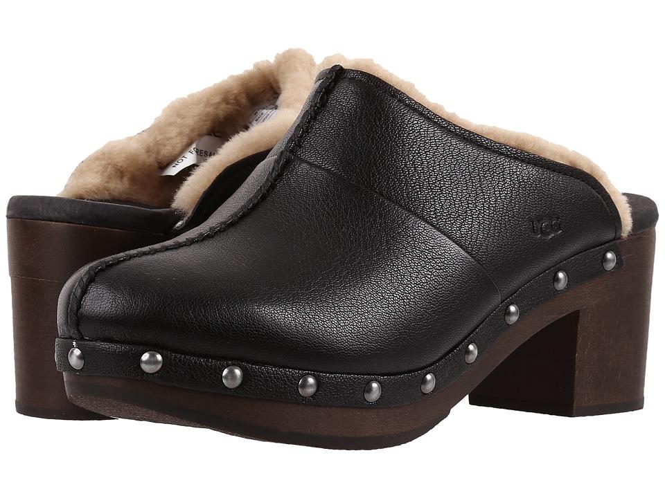 UGG - Kassi (Black) High Heels