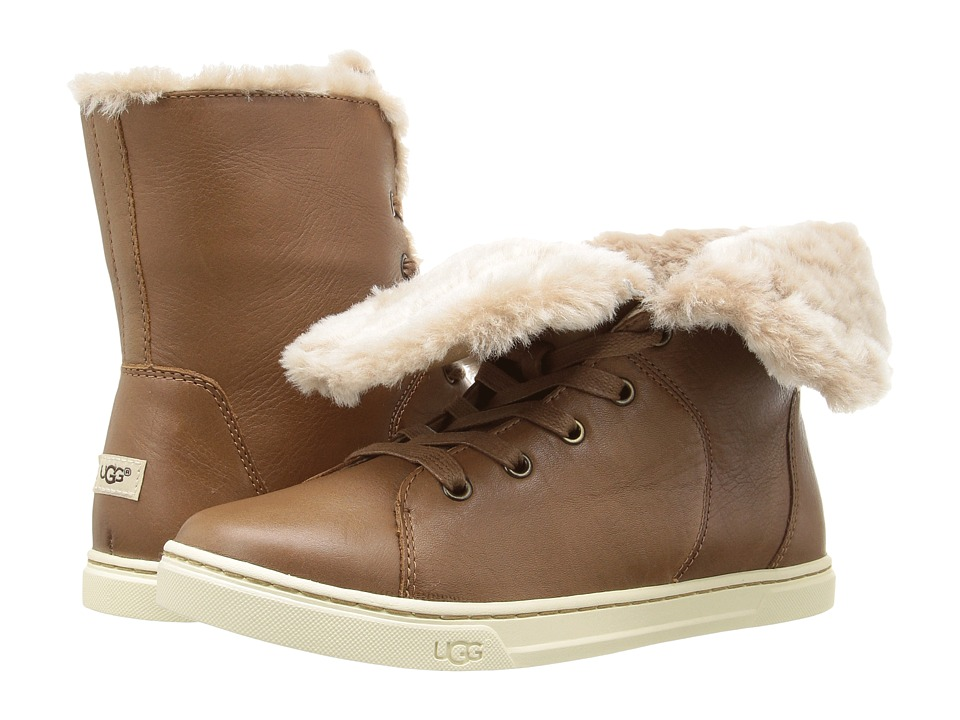 UGG - Croft Luxe Quilt (Chestnut) Women