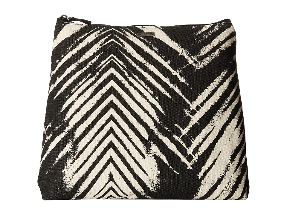 RVCA Zander Black Handbags