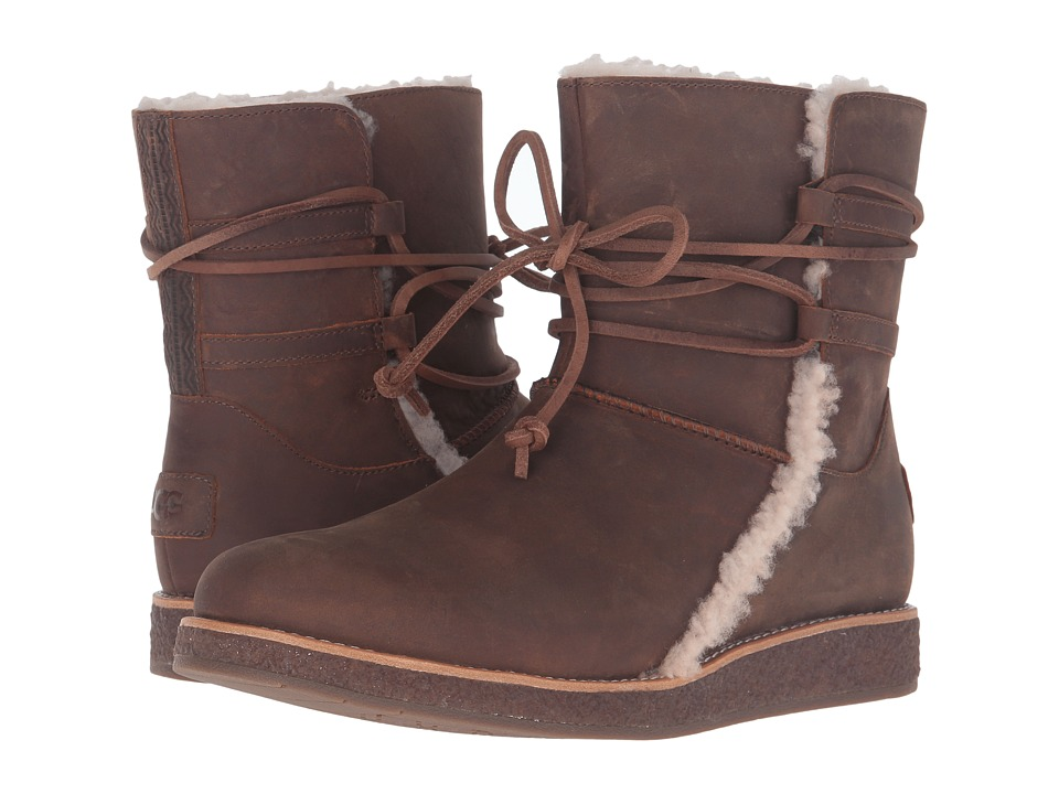 UGG Luisa (Chocolate) Women
