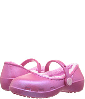 Crocs Kids - Karin Lined Clog (Toddler/Little Kid)