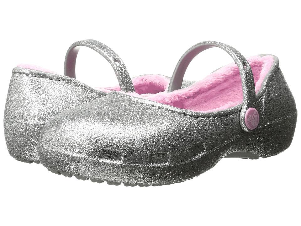Crocs Kids - Karin Sparkle Lined Clog