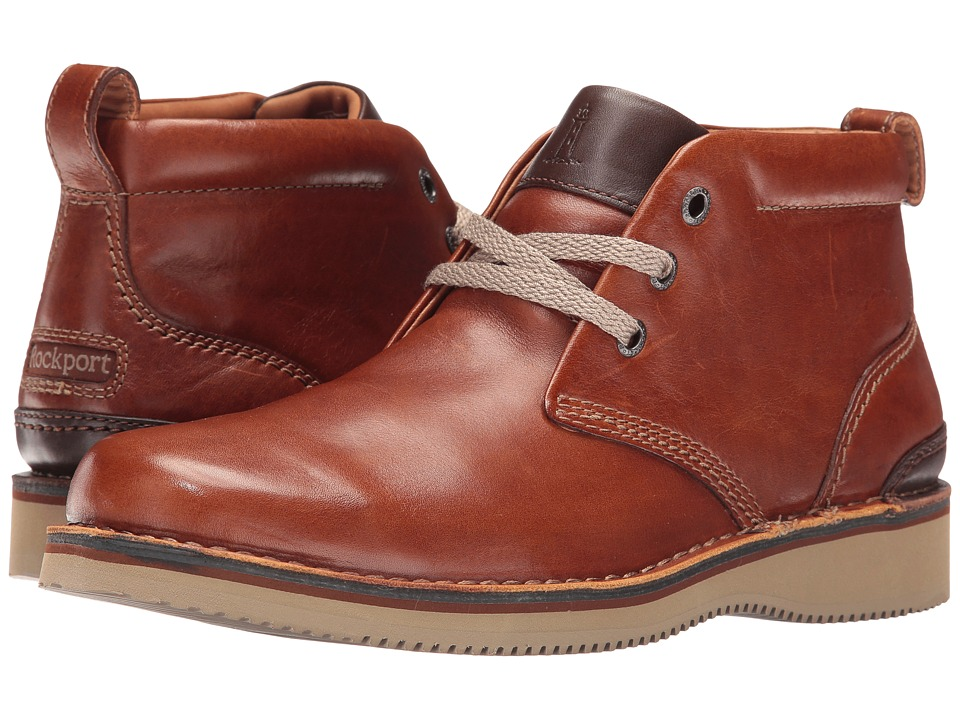 Rockport Prestige Point Chukka (Tan) Men