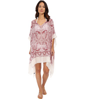 Hat Attack - Paisley Poncho