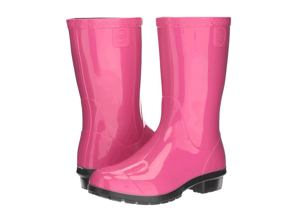 UGG Kids Raana (Little Kid/Big Kid) (Diva Pink) Girls Shoes