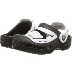 Crocs Kids Creative Stormtrooper Clog (Black)