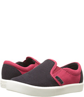 Crocs Kids - CitiLane Novelty Slip-On Sneaker (Toddler/Little Kid)