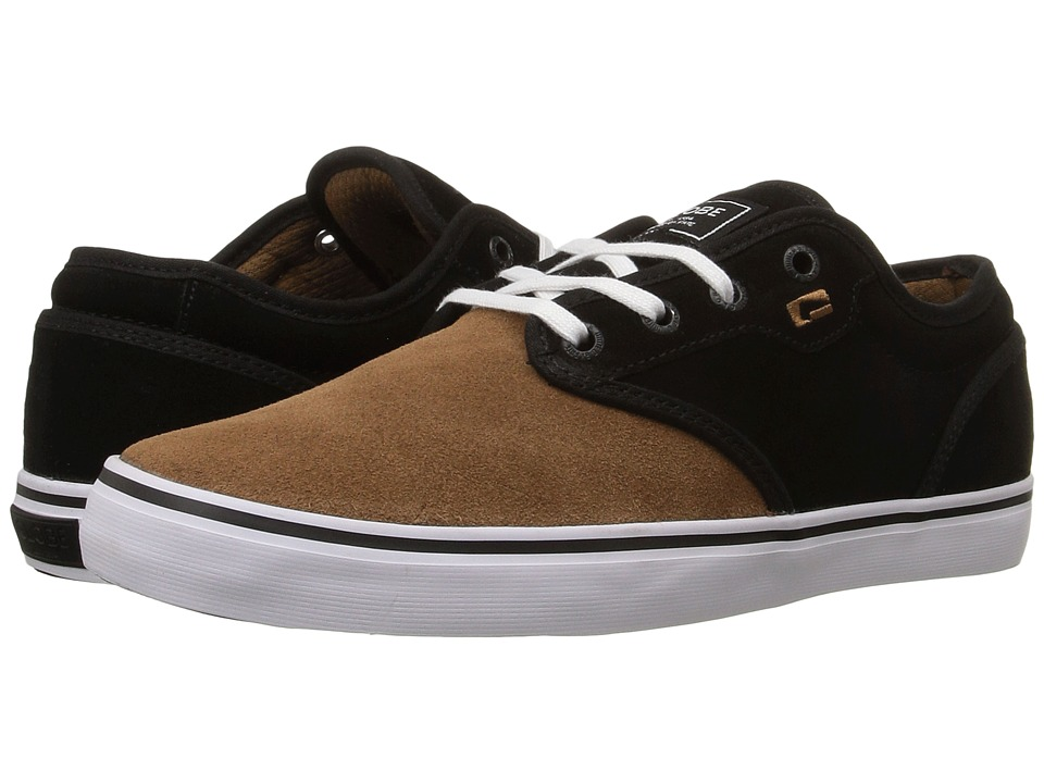 Globe Motley (Black/Toffee/White) Men