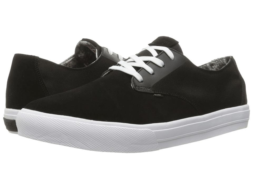 Globe - Motley LYT (Black/White) Mens Skate Shoes