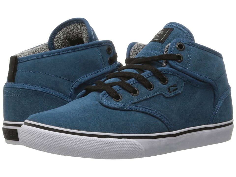 Globe Motley Mid (Sea Blue/White) Men