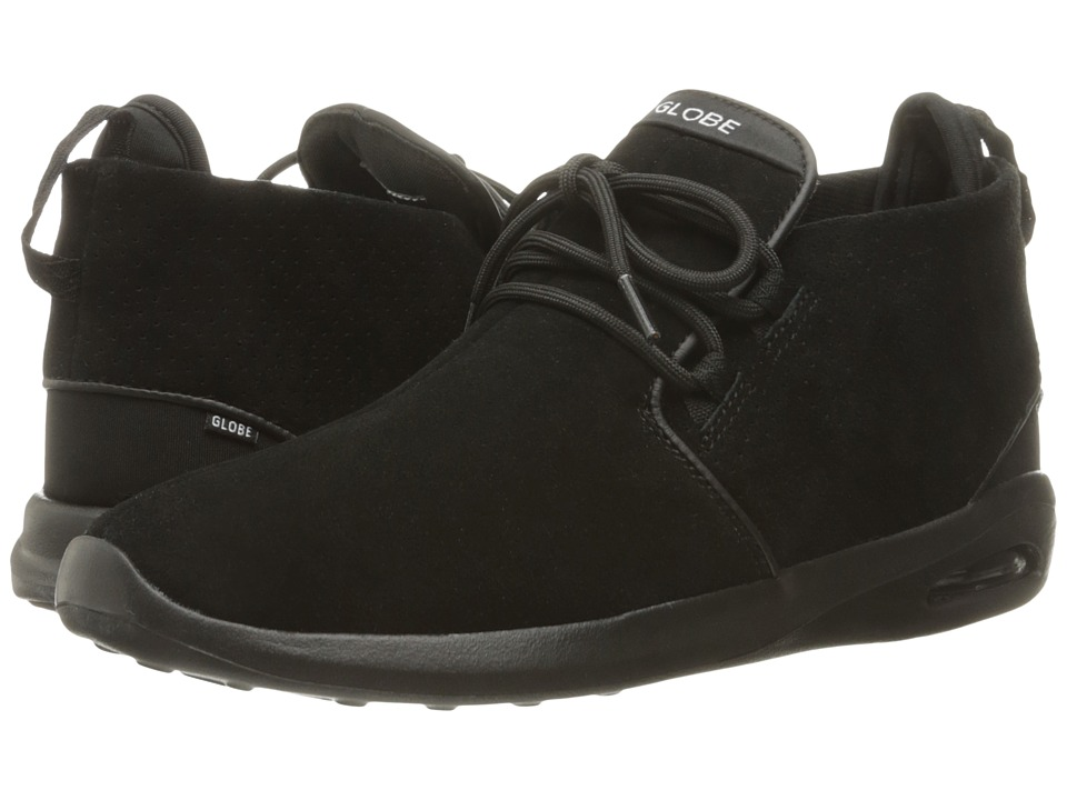 Globe Nepal Lyte (Black/Black) Men