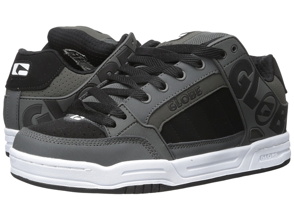 Globe Tilt (Charcoal/White/Black) Men