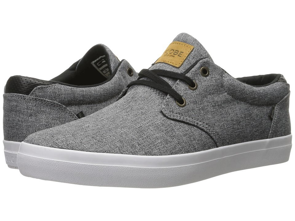 Globe - Willow (Black Chambray/White) Mens Skate Shoes