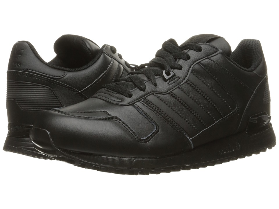 adidas Originals - ZX 700 (Core Black/Core Black/Core Black) Men