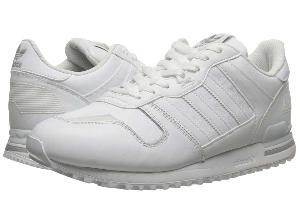 adidas Originals - ZX 700 (Footwear White/Footwear White/Footwear White) Men