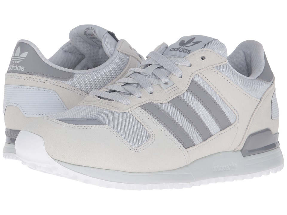 adidas Originals - ZX 700 (Clear Onix/Grey/Footwear White) Men