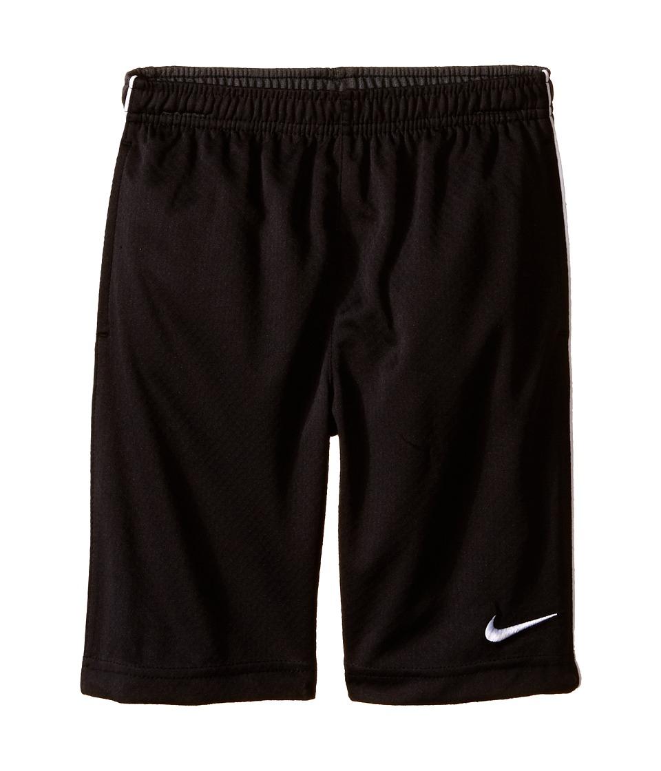 Nike Kids Acceler 8 Shorts Little Kids Black Boys Shorts