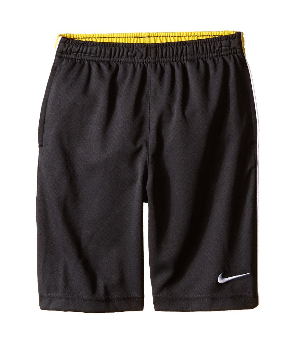 Nike Kids Acceler 8 Shorts Little Kids Anthracite Boys Shorts